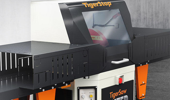 TigerSawMiter™ product from TigerStop™