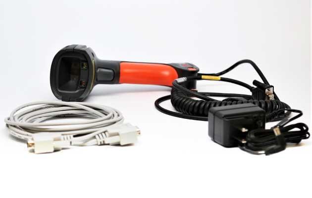 Wireless Barcode Scanner Kit -TigerStop™ Accessories