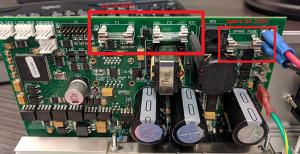 AMP6 Internal Fuses