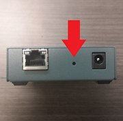 ESC Figure 3 - Reset Button