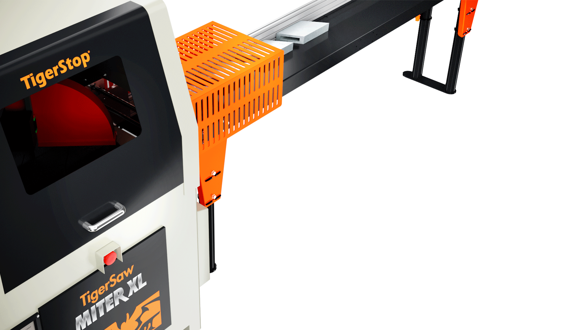 TigerSaw MiterXL™ - Automatic Saw System