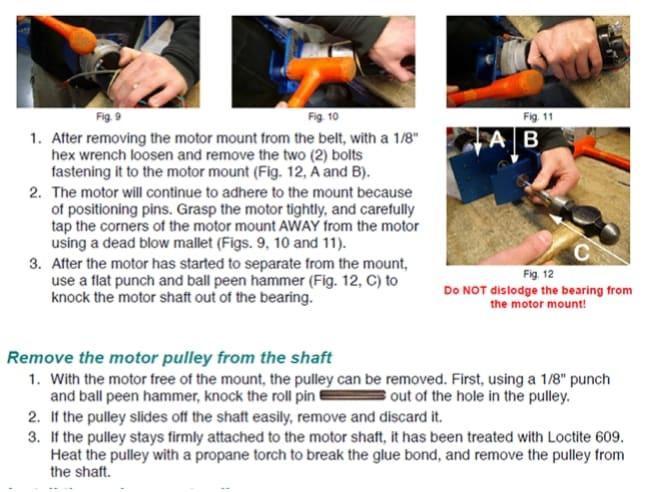 atp removal steps